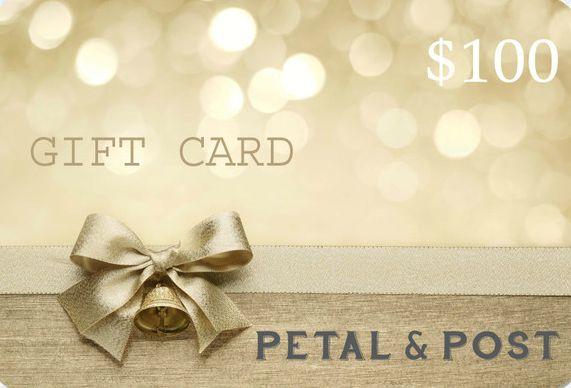 Petal&PostGiftCard
