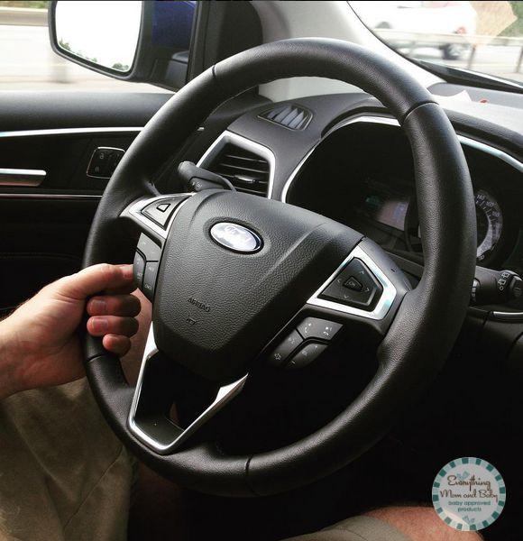 Ford Edge Titanium Wheel