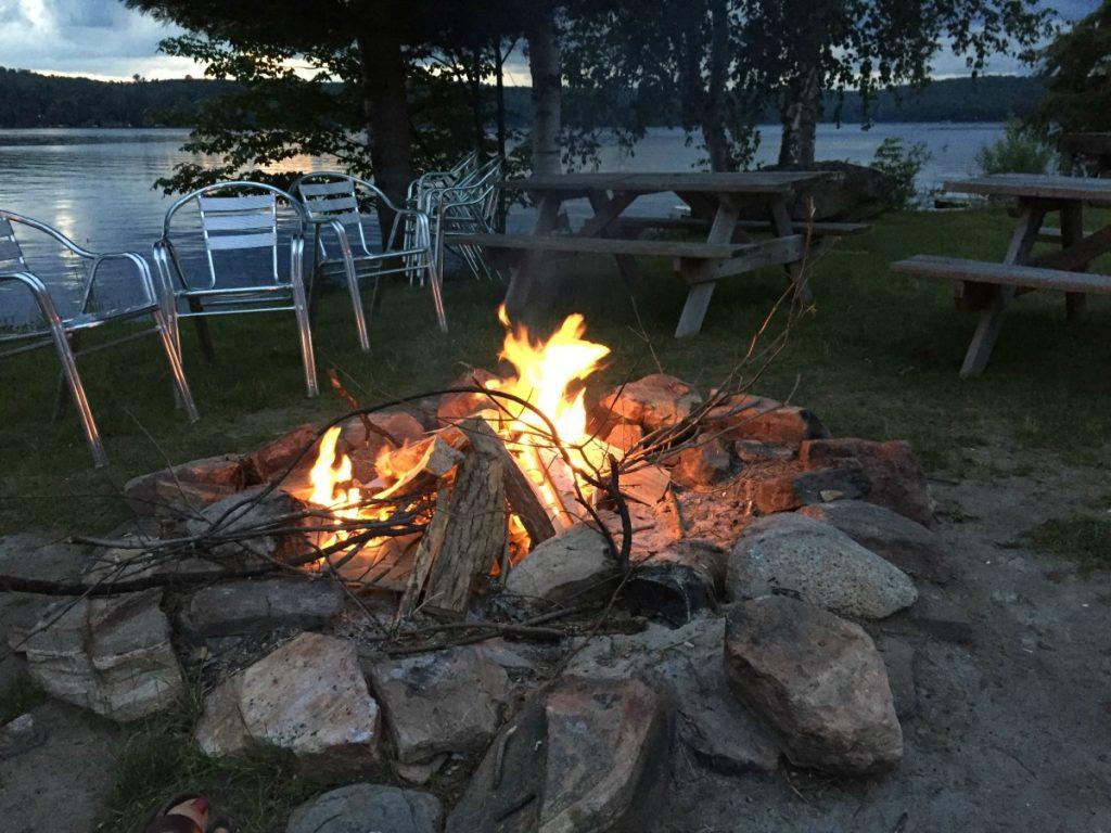 RedUmbrellaInn_Camp_fire