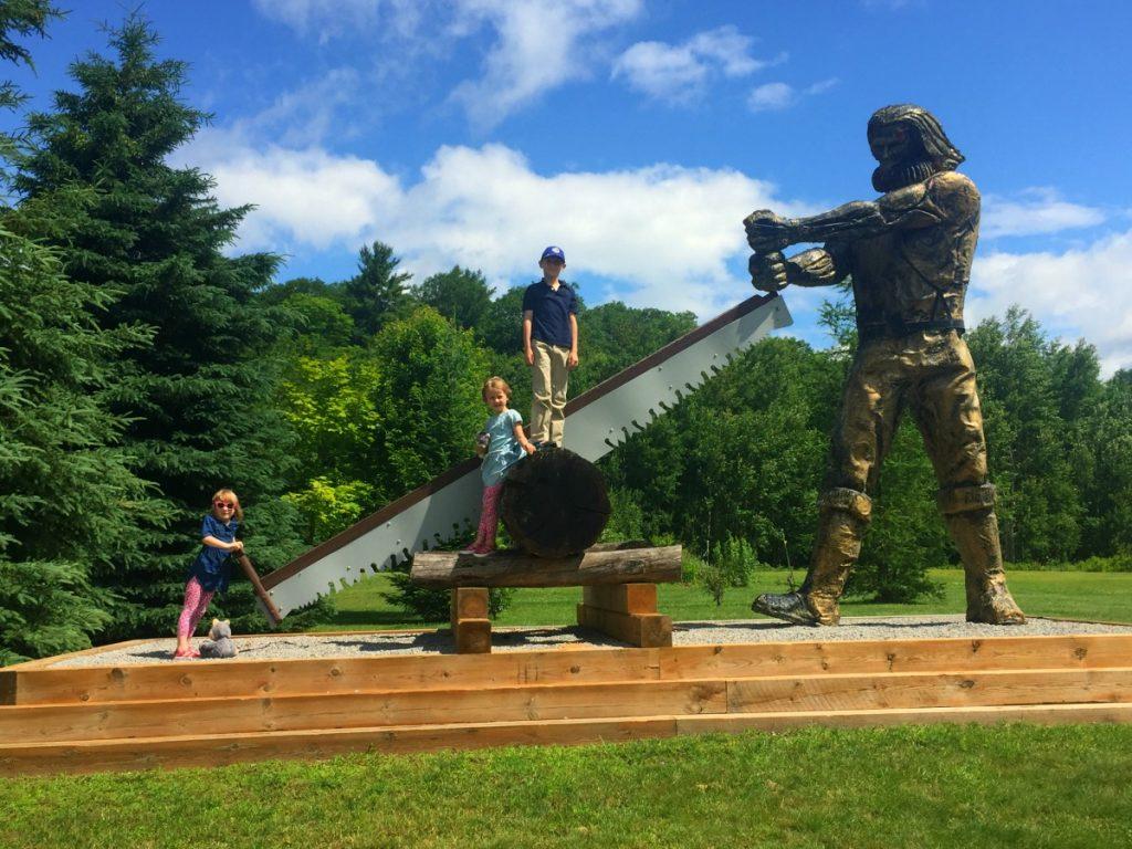 Stanhope-Lumberjack
